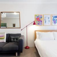 Amazing Studio with Pool in Central Sydney