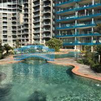 Apartment in Ocean Village - Rock view and pools, hotell nära Gibraltar internationella flygplats - GIB, Gibraltar