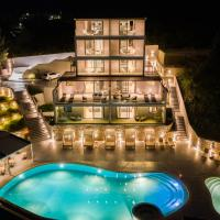 Katouna Suites Luxury Boutique Hotel Adults Only, hotel in Lygia