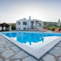 Raise Luxury Villas with a great sea view of Astros, хотел в Орини Мелигу