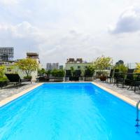 Joviale Hotel, hotel in Ho Chi Minh-stad