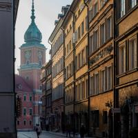 Apartments Warsaw Świętojańska by Renters
