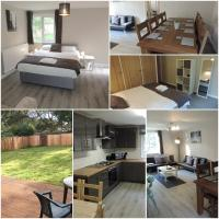 5 Bed Camberley Airport Accommodation, hotel in Camberley