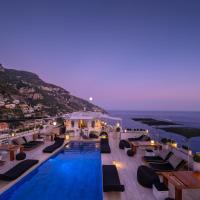 Hotel Villa Franca, hotel a Positano