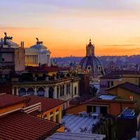 Hotel Hiberia, отель в Риме