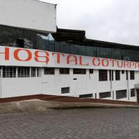 Hostal Coturpa, hotel em Papallacta