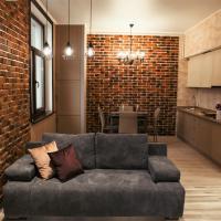 Апартаменты Центр Uman Square Apartment