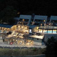 Panorama Hotel & Spa, hotel em Kruševo