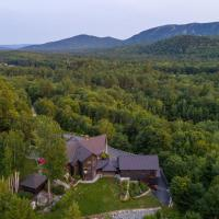 THE MANSION on 5 Acres Overlooking Sunday River