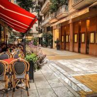 API Projects Athens - Cartier Apartment