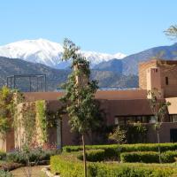 Villa Gourza LAmandier, hotel in Asni