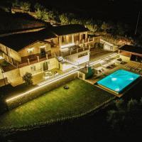 Villa le Fontanelle, hotell i Gasperina