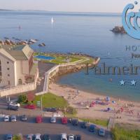 Hotel Norat Palmeira Playa, hotel in Ribeira