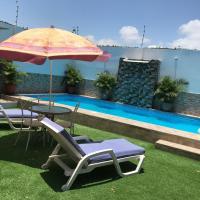 Casa Blue Tortuga, hotel em Ballenita
