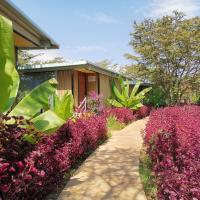 Jambo Mara Safari Lodge, hotel in Ololaimutiek