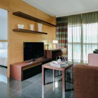 Hesperia Barcelona Fira Suites, hotel a l'Hospitalet de Llobregat