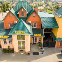 Pivdenna Brama, hotel in Khmelnytskyi