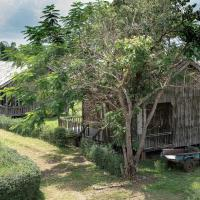 Dream resort farm, hotel in Pakse