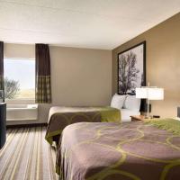 Super 8 by Wyndham Chambersburg I-81, hotel in Chambersburg