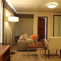 Mamba Point Hotel, отель в городе Монровия