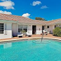 New Listing! Coastal Apartment With Pool & Patio Home