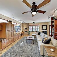 New Listing! 2,000 Square Foot Retreat Near Plaza Home