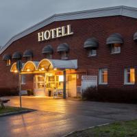 Sure Hotel by Best Western Vilja, hotel in Umeå
