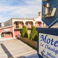 Motel Classique, hotel em Joliette