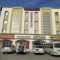 OYO 107 Al Areen Hotel Apartments, hotel in Shāhiq