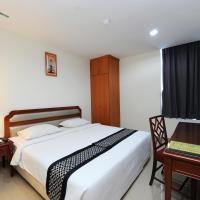 Palm Inn Ampang Point, hotel in Ampang