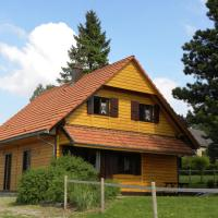 Charming Chalet in La Hoube with Garden, hotel in Dabo