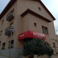 Hostal Casa Barranco, hotel sa Castejón del Puente