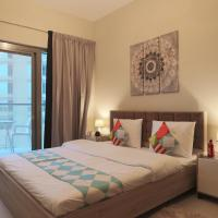 OYO 303 Home MAG 530, hotel near Al Maktoum International Airport - DWC, Dubai