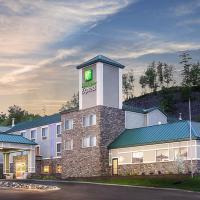 Holiday Inn Express Houghton-Keweenaw, отель в городе Хоутон