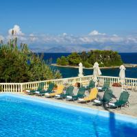 Pontikonisi Hotel, hôtel à Perama