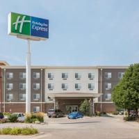 Holiday Inn Express Hastings, an IHG Hotel, hotel in Hastings