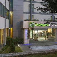 Holiday Inn Express Lisbon Airport, an IHG hotel, hotel in Lisbon