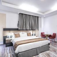 Al Amerat Hotel, hotel in Sayḩ adh Dhabi