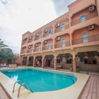 Hotel Riad Zaghro, hôtel à Ouarzazate