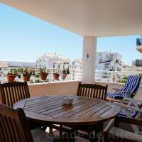 Delightful Seaview Apartment In Beautiful Altea