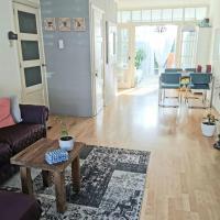 Friendly ground floor with sunny garden
