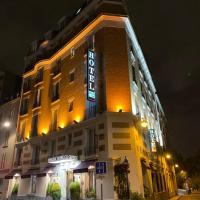 Virgina, hotel in 14th arr., Paris