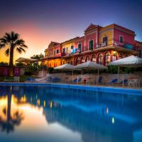 Ionian Arches, отель в городе Гувья