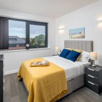 St Albans City Apartments - Near Luton Airport and Harry Potter World, hotel in St. Albans