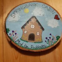 Springbank Cabin, hotel in Insch