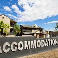 Reef Gateway Hotel, hotel em Airlie Beach