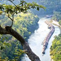 River Kwai Jungle Rafts - SHA Certified, hotel in Sai Yok