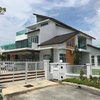 Sekinchan 6R 28-32Paxs with Private Swimming Pool