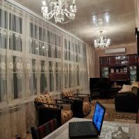 Apartment at Narimanov 151, отель в Гяндже