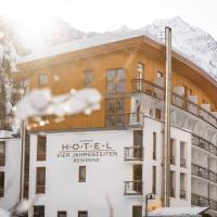 Hotel Vier Jahreszeiten, Hotel in St. Leonhard im Pitztal
